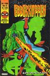 Cover for Edderkoppen (Semic, 1984 series) #5/1986