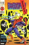 Cover for Edderkoppen (Semic, 1984 series) #5/1988