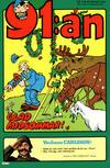 Cover for 91:an [delas] (Åhlén & Åkerlunds, 1956 series) #13/1977