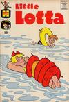 Cover for Little Lotta (Harvey, 1955 series) #45