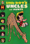 Cover for Little Dot's Uncles and Aunts (Harvey, 1961 series) #16