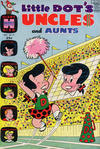 Cover for Little Dot's Uncles and Aunts (Harvey, 1961 series) #17