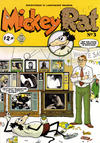 Cover for Mickey Rat (Last Gasp, 1980 series) #3 [2.50 cover price (1989 ©)]