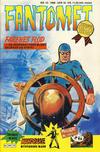Cover for Fantomet (Semic, 1976 series) #10/1988