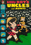 Cover for Little Dot's Uncles and Aunts (Harvey, 1961 series) #2