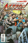 Cover Thumbnail for Action Comics (2011 series) #3