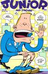 Cover for Junior (Fantagraphics, 2000 series) #4