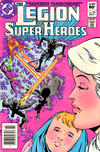Cover for The Legion of Super-Heroes (DC, 1980 series) #292 [Newsstand]
