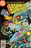 Cover for The Legion of Super-Heroes (DC, 1980 series) #278 [Newsstand Edition]