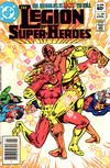 Cover for The Legion of Super-Heroes (DC, 1980 series) #286 [Newsstand Edition]