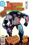 Cover Thumbnail for The Legion of Super-Heroes (1980 series) #290 [Newsstand]
