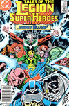 Cover for Tales of the Legion of Super-Heroes (DC, 1984 series) #327 [Newsstand]