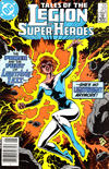 Cover for Tales of the Legion of Super-Heroes (DC, 1984 series) #331 [Newsstand]
