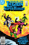 Cover for Tales of the Legion of Super-Heroes (DC, 1984 series) #333 [Newsstand]