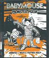 Cover for Babymouse (Random House, 2005 series) #9 - Monster Mash