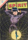 Cover for El Spirit (Editorial Novaro, 1966 series) #4