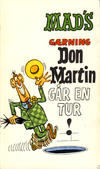 Cover for Mad pocket (Illustrerte Klassikere / Williams Forlag, 1969 series) #Mad's Don Martin går en tur!