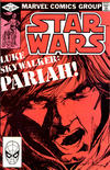 Cover for Star Wars (Marvel, 1977 series) #62 [Direct]
