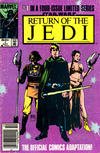 Cover Thumbnail for Star Wars: Return of the Jedi (1983 series) #1 [Newsstand Edition]