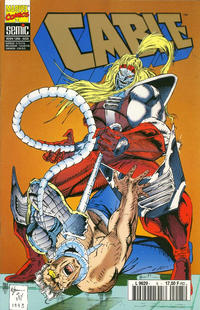 Cover Thumbnail for Cable (Semic S.A., 1994 series) #5