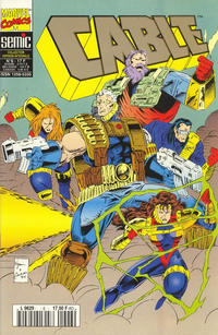 Cover Thumbnail for Cable (Semic S.A., 1994 series) #6