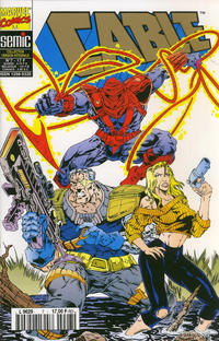 Cover Thumbnail for Cable (Semic S.A., 1994 series) #7