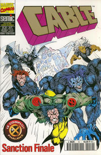 Cover Thumbnail for Cable (Semic S.A., 1994 series) #10