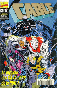 Cover Thumbnail for Cable (Semic S.A., 1994 series) #11