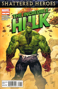 Cover Thumbnail for The Incredible Hulk (Marvel, 2011 series) #1
