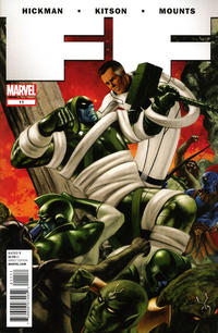 Cover Thumbnail for FF (Marvel, 2011 series) #11