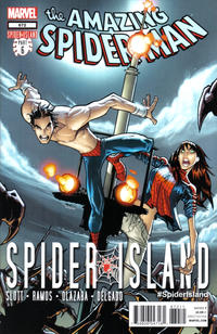 Cover Thumbnail for The Amazing Spider-Man (Marvel, 1999 series) #672