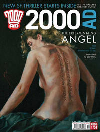 Cover Thumbnail for 2000 AD (Rebellion, 2001 series) #1751