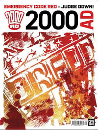 Cover Thumbnail for 2000 AD (Rebellion, 2001 series) #1749