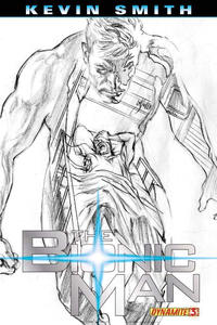 Cover Thumbnail for Bionic Man (Dynamite Entertainment, 2011 series) #3