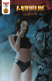 Cover Thumbnail for Witchblade: Demon (Top Cow Productions, 2003 series) #1 [Dynamic Forces Exclusive Cover B]