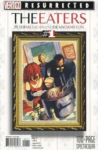 Cover Thumbnail for Vertigo Resurrected: The Eaters (DC, 2011 series) #1