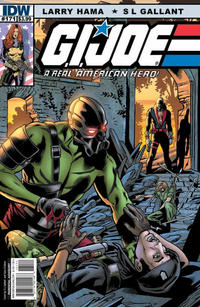 Cover Thumbnail for G.I. Joe: A Real American Hero (IDW, 2010 series) #171