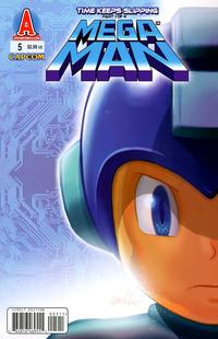 Cover Thumbnail for Mega Man (Archie, 2011 series) #5