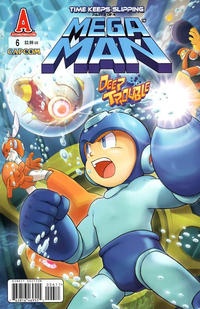 Cover Thumbnail for Mega Man (Archie, 2011 series) #6