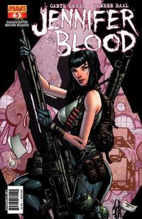 Cover Thumbnail for Jennifer Blood (Dynamite Entertainment, 2011 series) #5