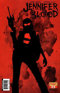 Cover Thumbnail for Jennifer Blood (Dynamite Entertainment, 2011 series) #5