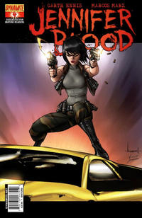 Cover Thumbnail for Jennifer Blood (Dynamite Entertainment, 2011 series) #4