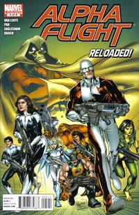 Cover Thumbnail for Alpha Flight (Marvel, 2011 series) #5