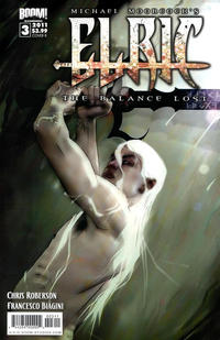 Cover for Elric: The Balance Lost (Boom! Studios, 2011 series) #3