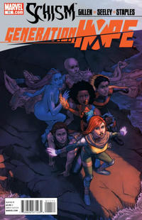 Cover Thumbnail for Generation Hope (Marvel, 2011 series) #11