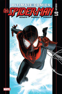 Cover Thumbnail for Ultimate Comics Spider-Man (Marvel, 2011 series) #1