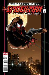 Cover Thumbnail for Ultimate Comics Spider-Man (Marvel, 2011 series) #3