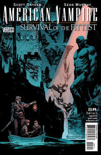 Cover Thumbnail for American Vampire: Survival of the Fittest (DC, 2011 series) #3
