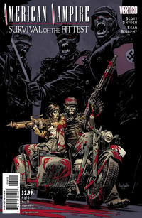 Cover Thumbnail for American Vampire: Survival of the Fittest (DC, 2011 series) #4