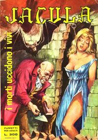 Cover Thumbnail for Jacula (Ediperiodici, 1969 series) #40